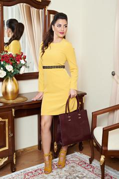 Rochie Autumn Feeling Yellow