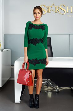 Rochie LaDonna Lovely Style Green
