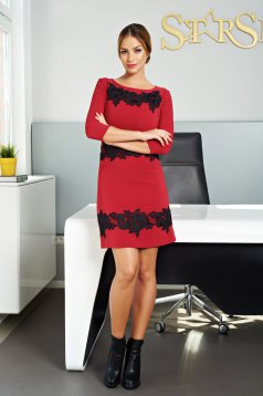 Rochie LaDonna Lovely Style Burgundy