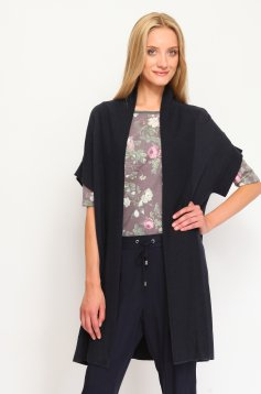 Cardigan Top Secret S024105 DarkBlue