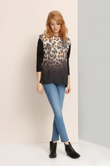 Bluza Top Secret S024193 Black