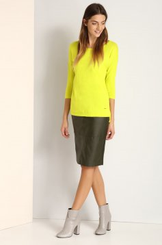Pulover Top Secret S024194 Yellow