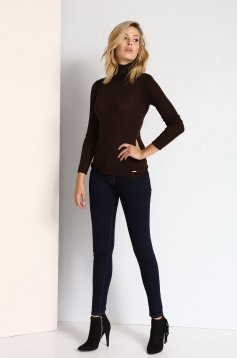Pulover Top Secret S024201 Brown