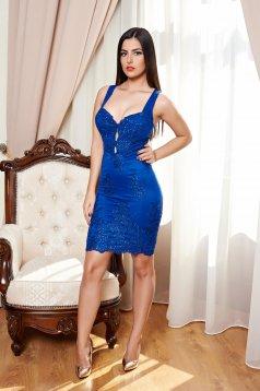 Rochie Night Sparkle Blue