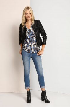 Camasa Top Secret S024256 DarkBlue