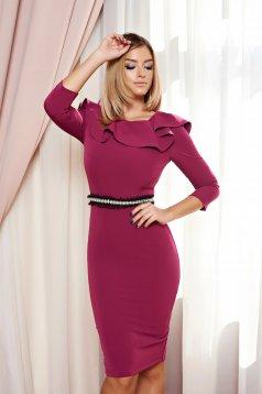 Rochie StarShinerS Lovely Romance Purple