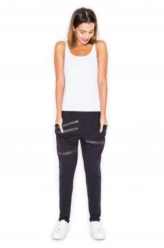 Pantaloni S024511 Black