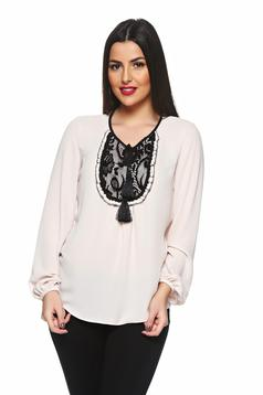 Bluza LaDonna Original Teacher Cream