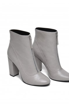 Botine Top Secret S024662 Grey