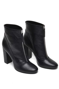 Botine Top Secret S024663 Black