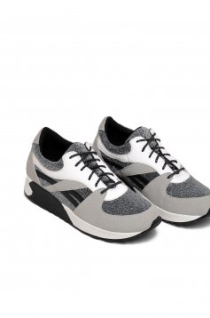 Adidasi Top Secret S024685 Silver