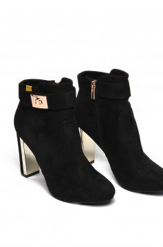 Botine Top Secret S024686 Black