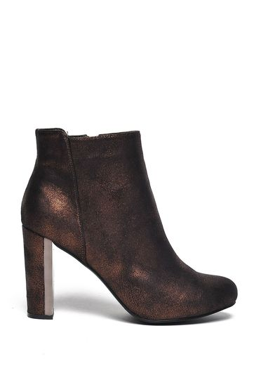 Botine Top Secret S024687 Brown