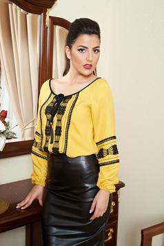 Bluza LaDonna Romantic Appearence Yellow