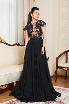Rochie Ana Radu Red Carpet Event Black