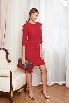 Rochie Admirable Style Burgundy