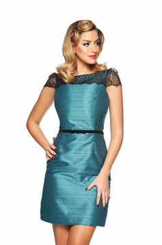 Rochie Dominion Turquoise