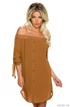 Bluza Particular Brown