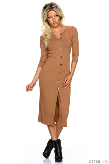 Rochie Perfect Figure Brown
