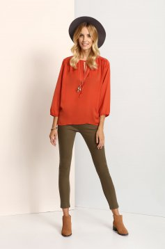 Pantaloni Top Secret S025201 Green