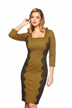 Rochie Fall Love Brown