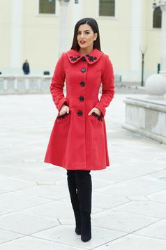 Palton LaDonna Splendid Style Red