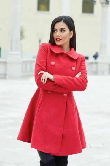 Palton Ladonna Fantastic Figure Red