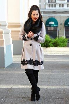 Palton LaDonna Victorian Romance Grey