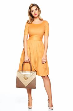 Rochie PrettyGirl Love Emotion Orange