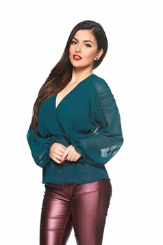 Bluza Daniella Cristea Love Illusion Green