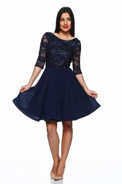Rochie StarShinerS Stylish Party DarkBlue