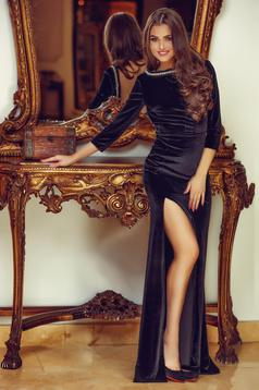 Rochie StarShinerS Theo Rose Magical Black