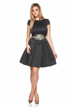 Rochie StarShinerS Theo Rose Mirage Black