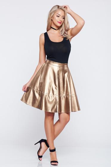 Fusta StarShinerS Kaleidoscop Charm Gold