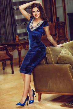 Rochie StarShinerS Party Time DarkBlue