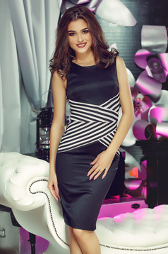 Rochie StarShinerS Theo Rose Elite Black