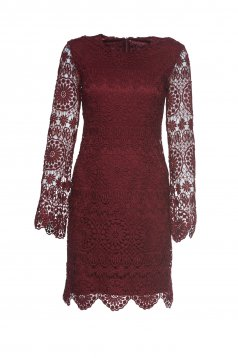 Rochie Awesome Look Burgundy