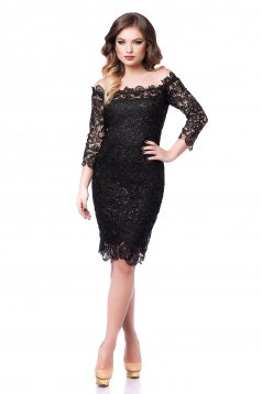 Rochie Perfect Magnetism Black