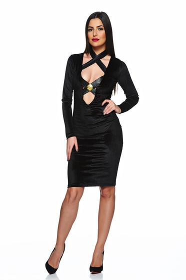 Rochie Ocassion Sensual Behave Black