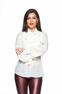 Bluza Daniella Cristea Feeling Special White