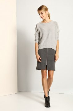 Fusta Top Secret S025398 Grey