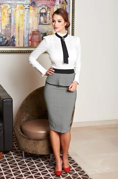 Fusta Fofy Style Lady Black