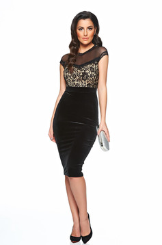 Rochie Fofy Excellency Black