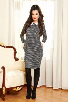 Rochie Fofy Lady Style Black
