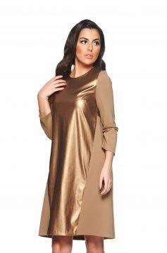 Rochie Splendid Sparkle Gold