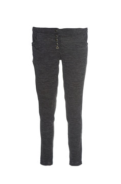Pantaloni PrettyGirl Simply Stylish DarkGrey