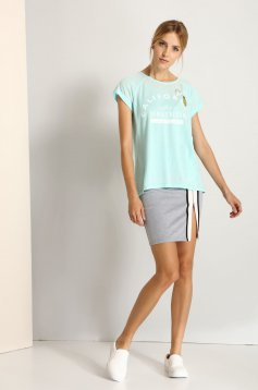 Tricou Top Secret S025399 Green