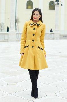 Palton LaDonna Splendid Style Yellow