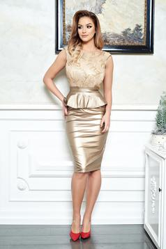 Rochie Fofy Winter Magic Gold