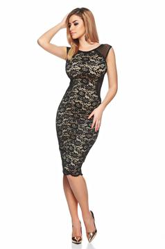 Rochie Fofy Magic Day Black